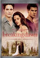 Cover image for The twilight saga: Breaking dawn, Part 1
