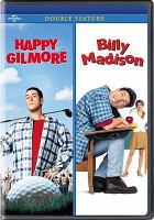 Cover image for Happy Gilmore Billy Madison