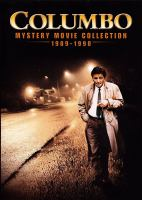 Cover image for Columbo: mystery movie collection, 1989-1990
