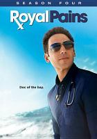 Cover image for Royal pains Season four