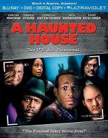 Cover image for A haunted house
