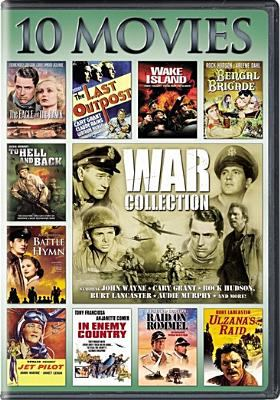 Cover image for War collection