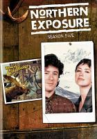 Cover image for Northern exposure The complete fifth season