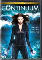 Cover image for Continuum. Season two.