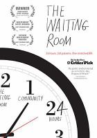 Cover image for The waiting room