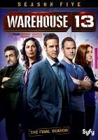 Cover image for Warehouse 13 Season five