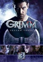 Cover image for Grimm Season three