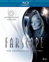 Cover image for Farscape The complete season two