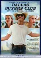 Cover image for Dallas Buyers Club