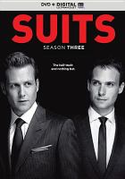 Cover image for Suits Season three