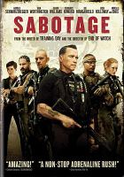 Cover image for Sabotage