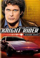 Cover image for Knight rider Season three