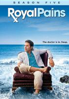 Cover image for Royal pains Season five