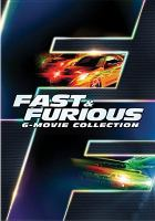 Cover image for Fast & furious 6 movie collection