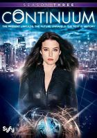 Cover image for Continuum Season three.