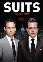 Cover image for Suits. Season four