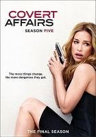 Cover image for Covert affairs Season five.