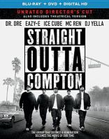 Cover image for Straight outta Compton