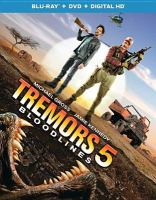Cover image for Tremors 5: Bloodlines