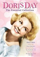 Cover image for Doris Day the essential collection.