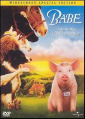 Cover image for Babe
