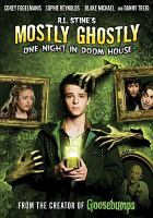 Cover image for Mostly ghostly, one night in Doom House