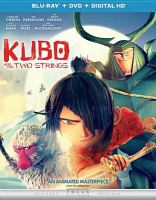 Cover image for Kubo and the two strings