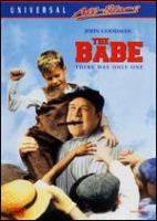 Cover image for The Babe