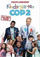 Cover image for Kindergarten cop 2