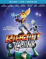 Cover image for Ratchet & Clank
