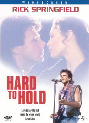 Imagen de portada para Hard to hold