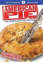 Imagen de portada para American pie The complete collection.