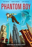 Cover image for Phantom boy