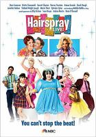 Cover image for Hairspray live!