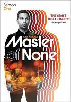 Cover image for Master of none. Season one