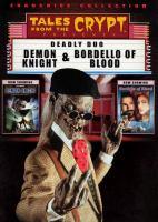Imagen de portada para Tales from the Crypt presents deadly duo Demon knight & Bordello of blood