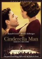 Cover image for Cinderella man