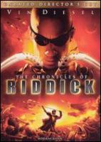Imagen de portada para The chronicles of Riddick