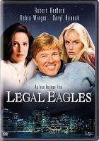 Imagen de portada para Legal eagles