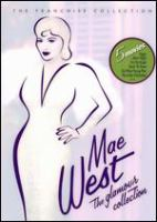 Cover image for Mae West the glamour collection