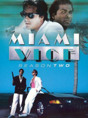 Cover image for Miami vice Season two