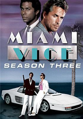 Cover image for Miami vice Season three