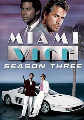 Cover image for Miami vice Season three