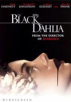 Cover image for The Black Dahlia