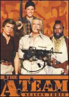 Cover image for The A-Team Season three.