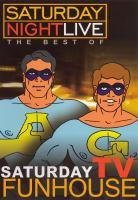 Imagen de portada para Saturday Night Live The best of Saturday TV Funhouse.