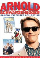 Cover image for Arnold Schwarzenegger comedy favorites collection