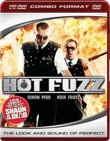 Cover image for Hot fuzz