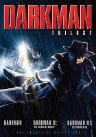 Cover image for Darkman trilogy