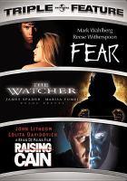 Imagen de portada para Fear Watcher ; Raising Cain